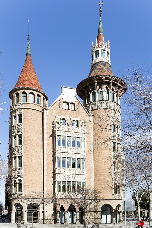 Barcelona Modernism Rentals Barcelona Home