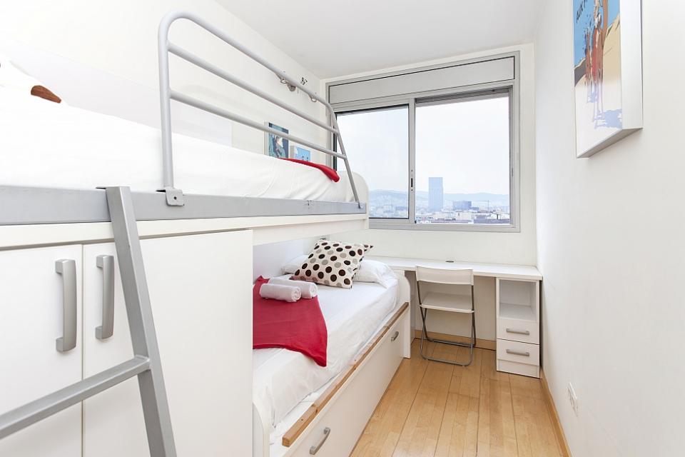 Duplex con vista sul mare a barcellona barcelona home for Alberghi barcellona sul mare