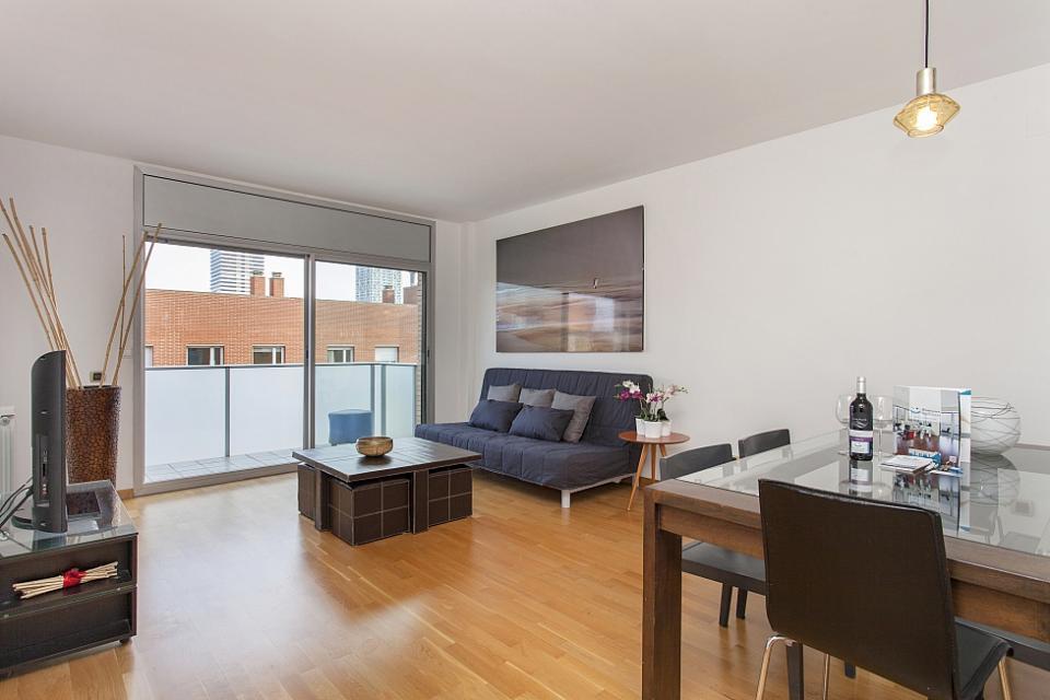 week rentals Barcelona