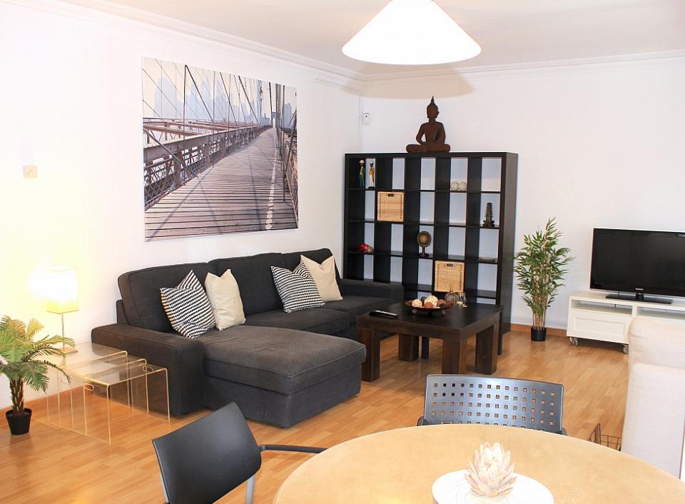 Camere Familiari Barcellona : Spettacolare appartamento con camere da letto a gracia