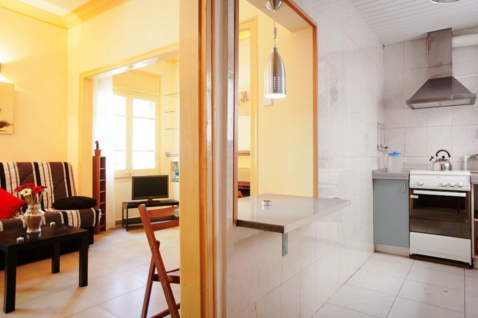 Loft in affitto a barcellona stazione di sants barcelona for Appartamenti barcellona affitto mensile