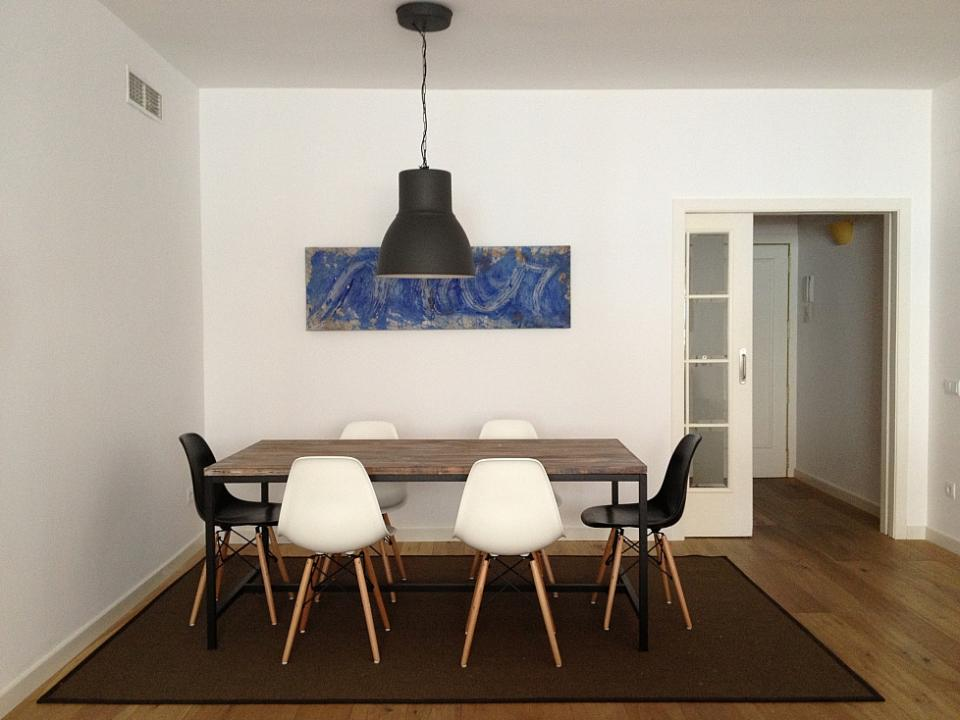 rent four bedroom apartment barcelona home