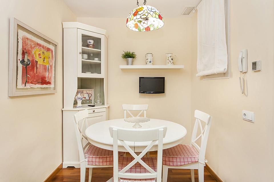 1 camera da letto appartamenti barcellona barcelona home for Appartamenti eixample barcellona