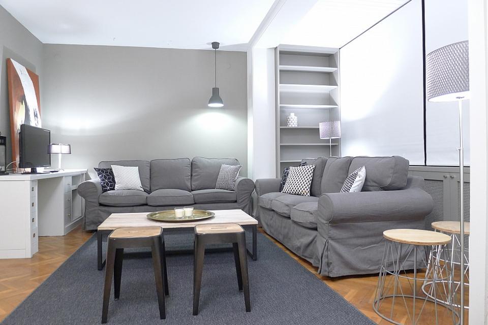 Appartamento di 4 camere da letto vicino avenida diagonal for Semplici planimetrie da 4 camere da letto