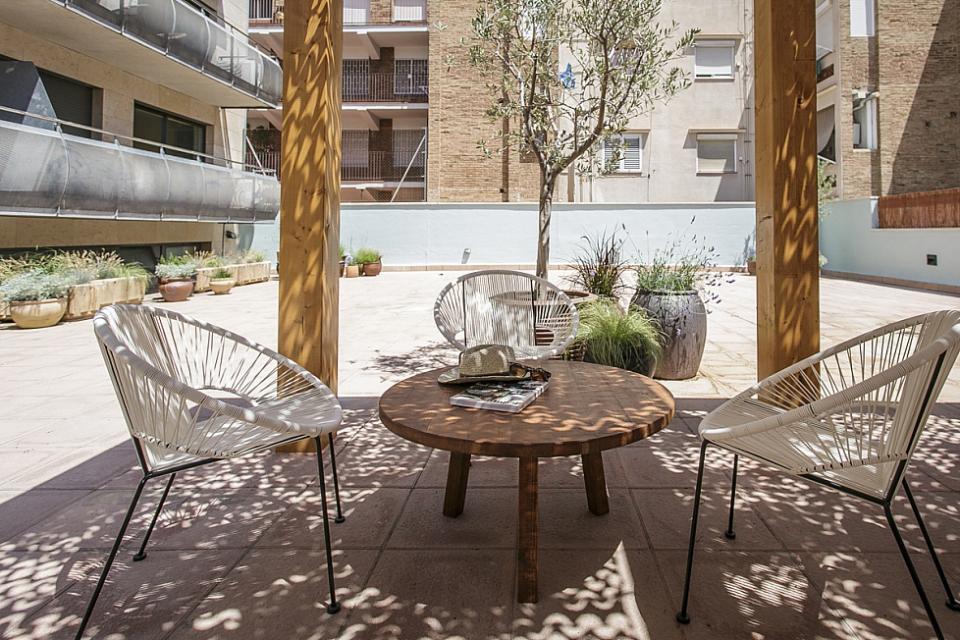 Appartamento piscina sant andreu barcelona home for Piscina sant andreu