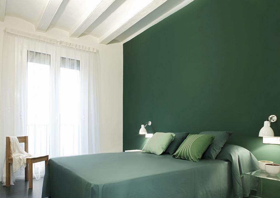Centrico apartamento en alquiler al lado del museo macba barcelona home - Apartamentos en barcelona booking ...