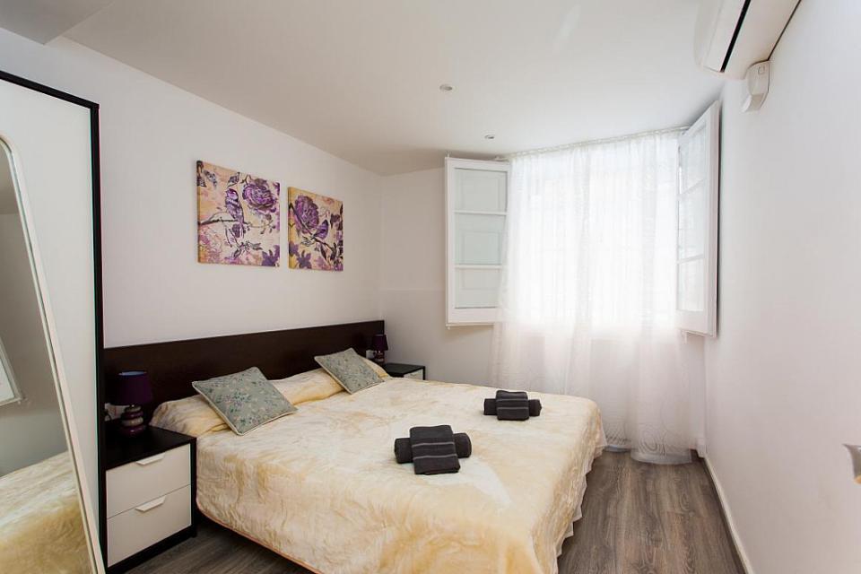 Bel duplex in gracia con 3 camere da letto barcelona home - Letto barcellona ...