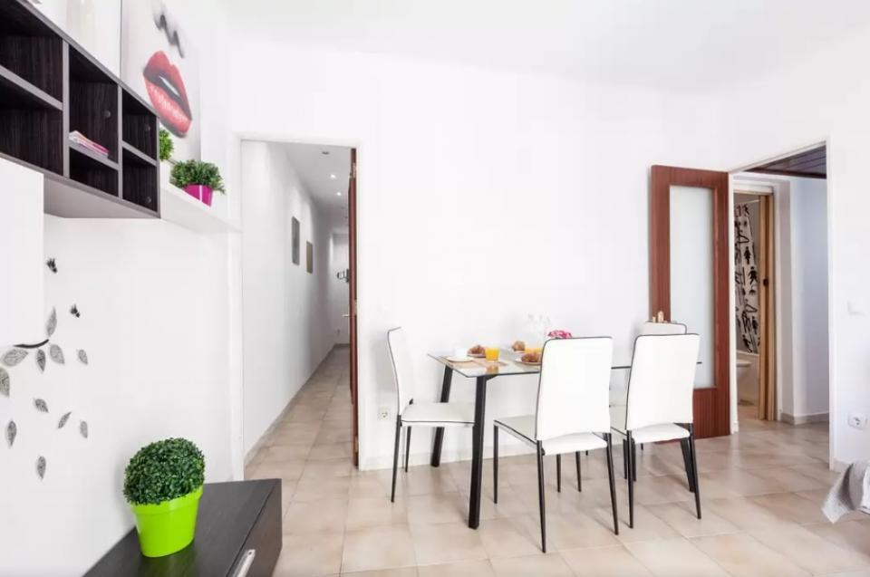Apartamento de 3 habitaciones con estilo en el clot for Habitaciones con estilo