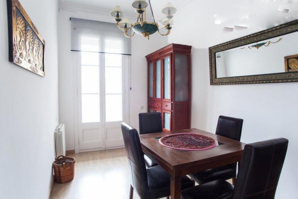 Appartamento nel quartiere eixample di barcellona for Appartamenti barcellona eixample