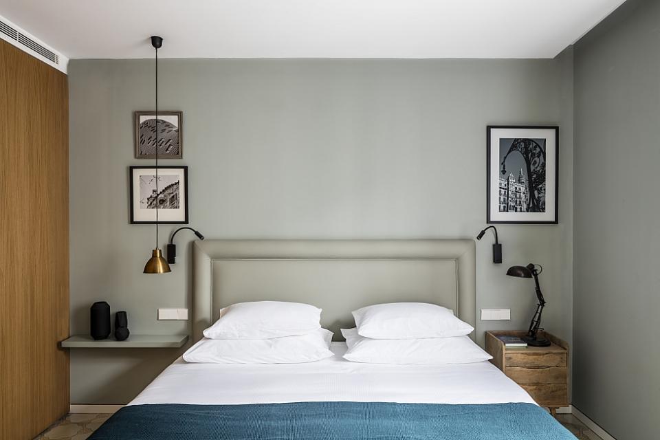 lussuoso appartamento di 4 camere da letto a barcellona