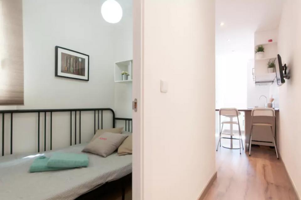 2 camere da letto vicino a camp nou barcelona home for Hotel vicino al camp nou