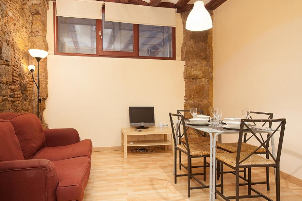 Ramblas 2 Bedroom Apartment Barcelona Home
