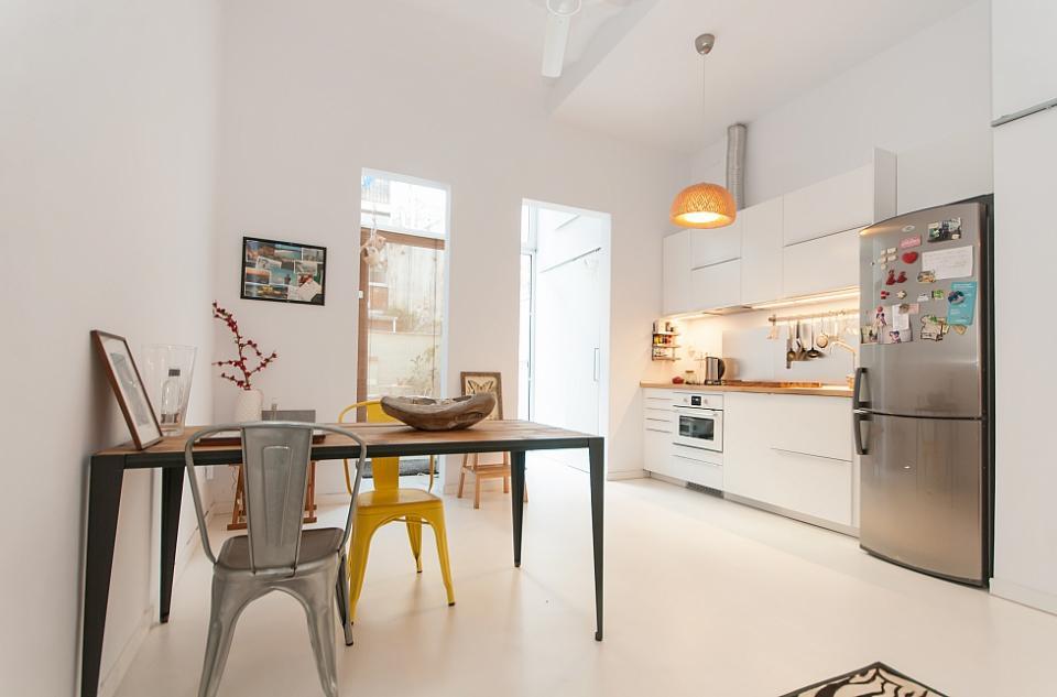 Un loft design avec terrasse à gràcia barcelona home