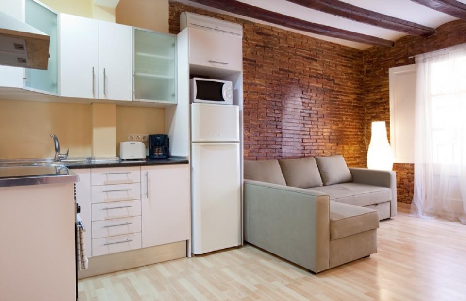 Appartamento in affitto su las ramblas barcellona for Stanza in affitto barcellona