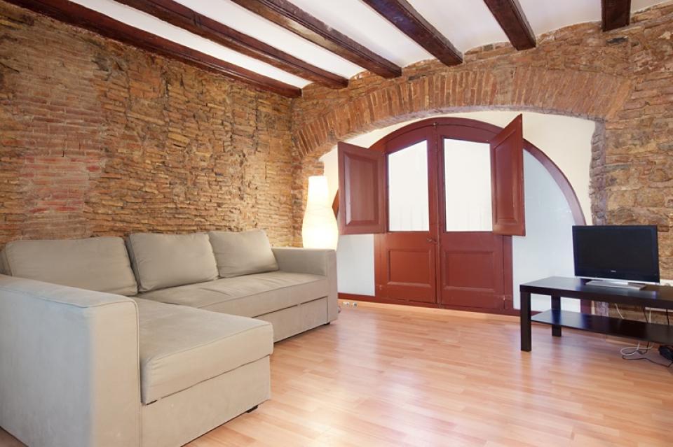 Apartamento para vacaciones en el centro de barcelona barcelona home - Apartamentos de vacaciones en barcelona ...
