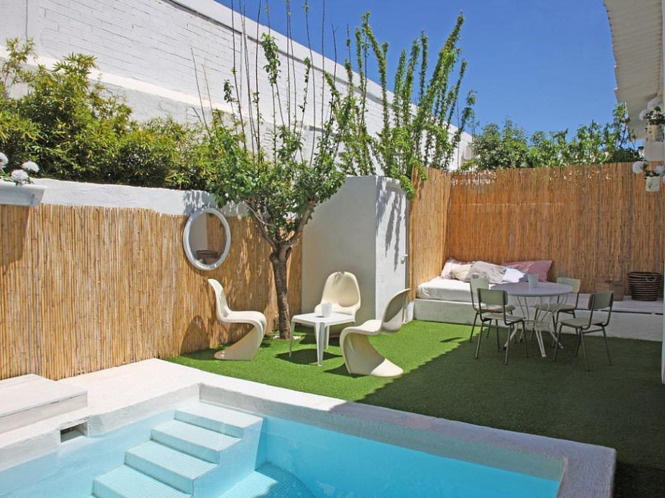 Haus mit garten und pool  Haus mit Garten und Pool in Barcelona   Barcelona-Home