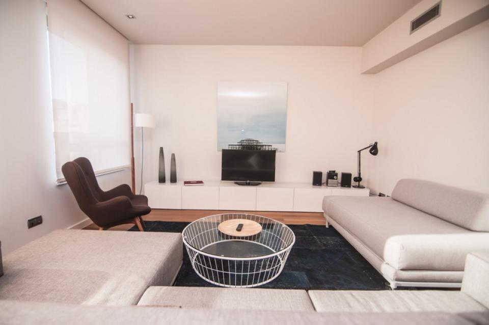 DOWNTOWN LUXURY APARTMENT FOR RENT, BARCELONA