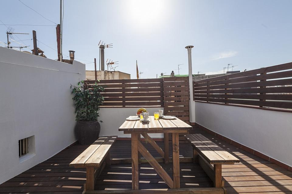 Estudio en alquiler en born barcelona barcelona home Alojamiento barcelona