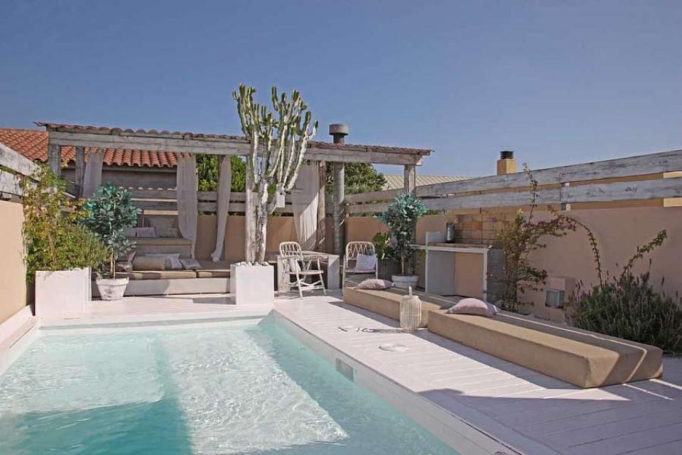 Luxe huis met zwembad te huur in barcelona barcelona home - Zwembad huis ...