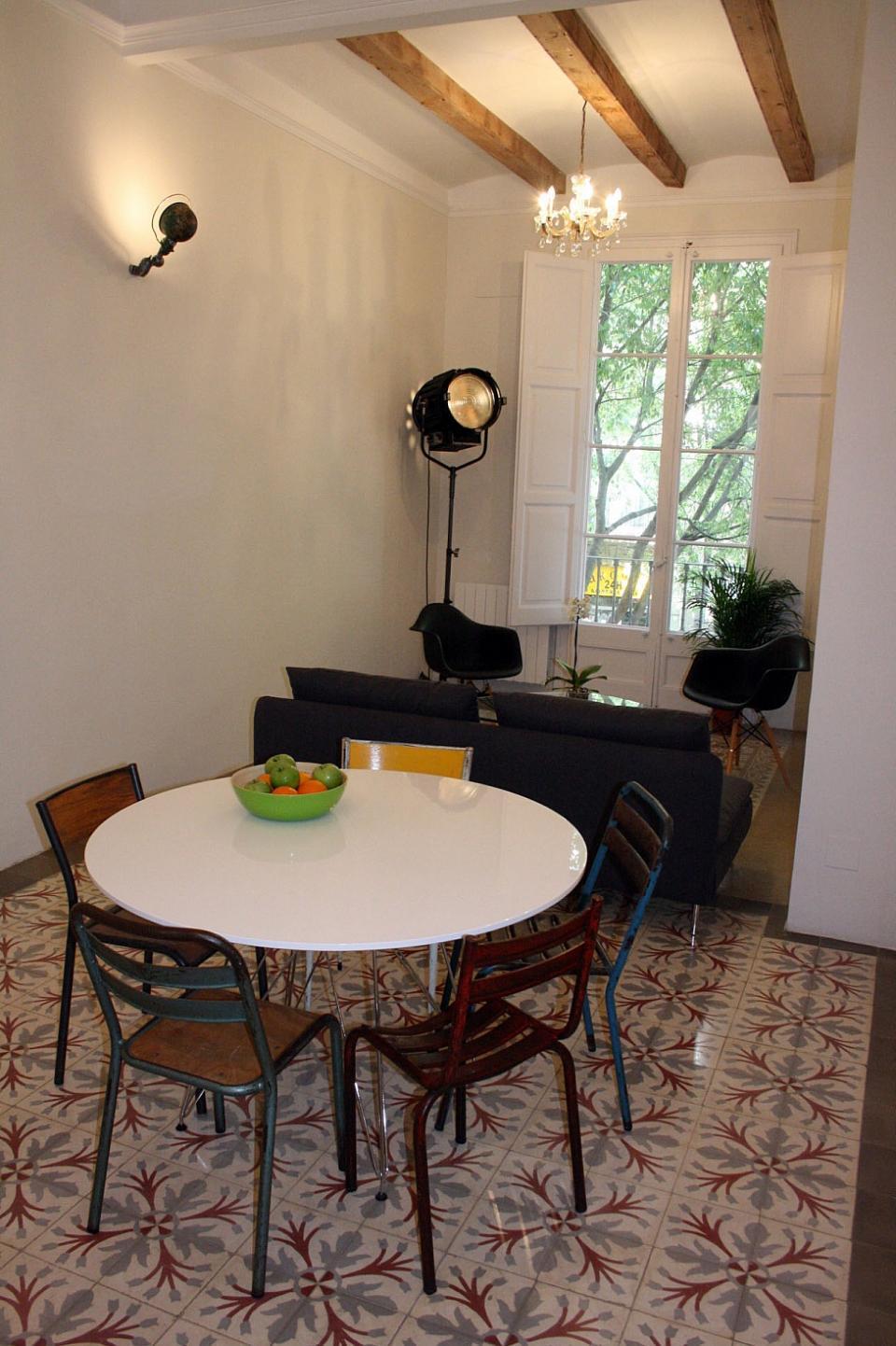 Apartamento moderno en alquiler en barcelona barcelona home - Apartamentos en alquiler barcelona ...